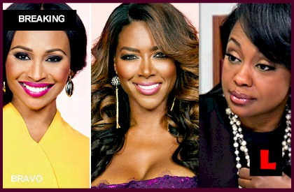 Cynthia Bailey, Kenya Moore, Phaedra Park Not Fired by Bravo 2014
