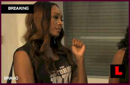 Cynthia Bailey, Peter Thomas Divorce? RHOA Stars Laugh about Episode