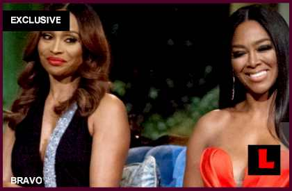 Cynthia Bailey Goes Silent about Kenya Moore Dragged by Hair: EXCLUSIVE