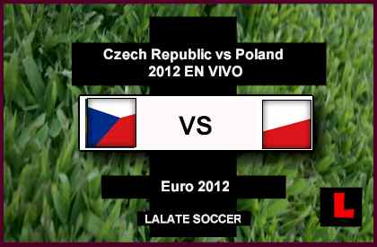 Czech Republic vs Poland 2012 Struggle for Euro 2012 Standings