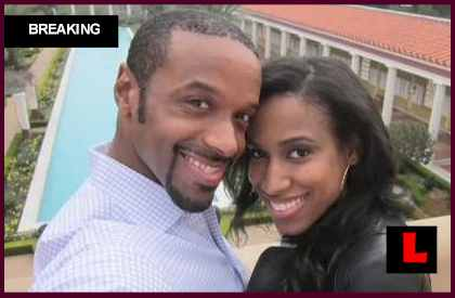 Dafina Memberr, Ryan Smith Get Married hln evening express