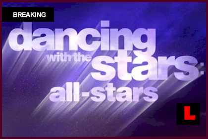 Dancing with the Stars Results Tonight 2012 Dominated by Johnson  dwts elimination