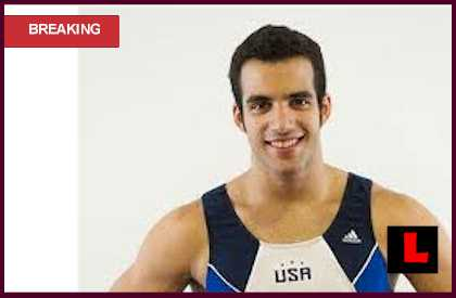 Danell Leyva Leaked Photos 2012 Scandal Erupts for Gymnast