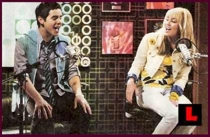 David Archuleta Miley Cyrus Duet