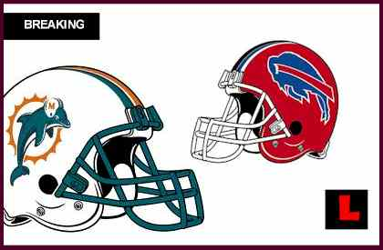 Dolphins vs. Bills 2012 Channel: Tannehill Battles Fitzpatrick Tonight
