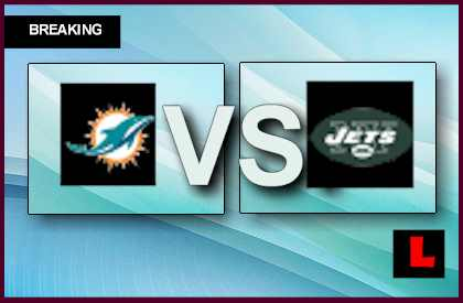 Dolphins vs. Jets 2013 Remain Scoreless After Quarter live score results channel today game