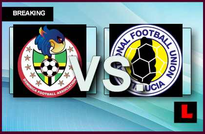 Dominica vs st lucia 2013 prompts soccer score struggle today sciox Images