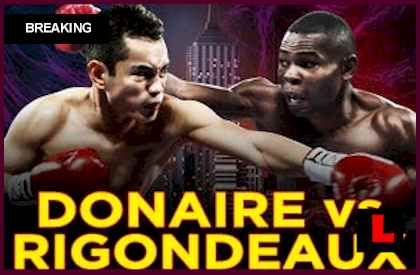 Donaire vs. Rigondeaux Winner Tonight Guillermo Rigondeaux Delivers Boxing Fight Results