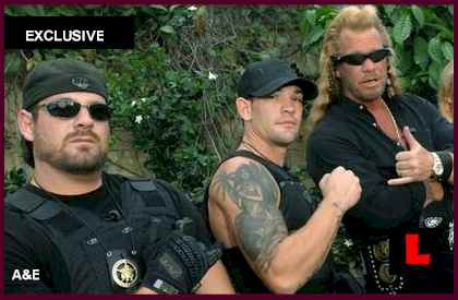 Dog the Bounty Hunter Leland Chapman