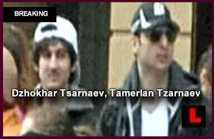 Dzhokhar Tsarnaev, Tamerlan Tzarnaev: Chechnya Terrorits Brothers ID'd