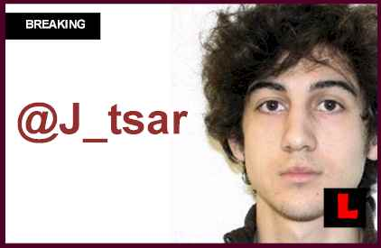 Dzhokhar Tsarnaev Twitter Account @J_tsar Identified as Real