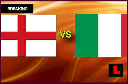 England vs. Italy U21 2013 Delivers Under 21 Battle Today en vivo live score results today