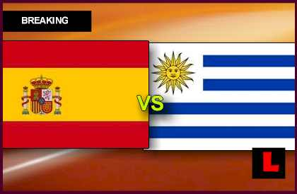 Update: Uruguay vs Spain U-20 World Cup Match Live streaming Online