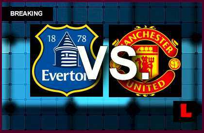 Everton vs. Manchester United 2014 Score Prompts EPL Table Struggle soccer football man u man united