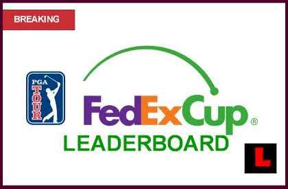 Pga Tour Fedex Points Leaders