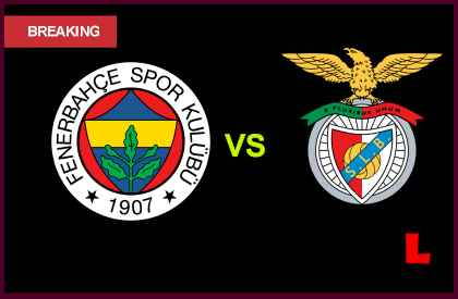 Fenerbahçe vs Benfica 2013 Battles in Soccer Semifinals en vivo live score results today