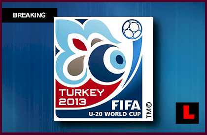 France vs. Uruguay U20 2013 World Cup Finals Stays Scoreless at Halftime en vivo live score results today