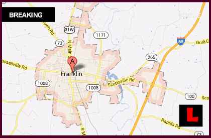 Franklin, Kentucky Tornado 2013 Follows Tennessee Tornado Warningsl