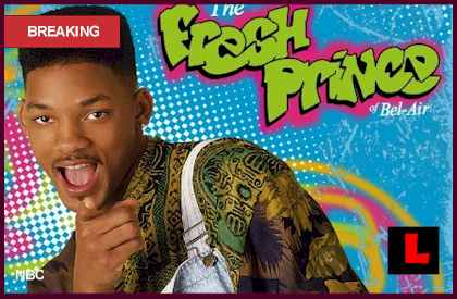 Fresh Prince Lockdown Prompted by Theme Song
