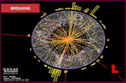  God Particle, Higgs Boson Findings Prompt CERN Live Announcement