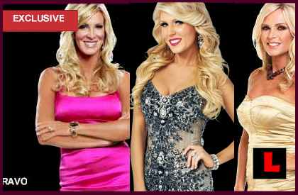 Gretchen Rossi, Tamra Barney, Lauri Peterson Prepare for RHOC 2013