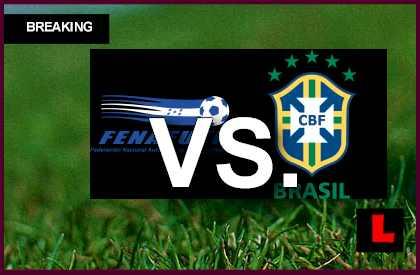 Honduras vs. Brazil 2013 Score Ignites Copa Mundial U17 Game en vivo live score results today
