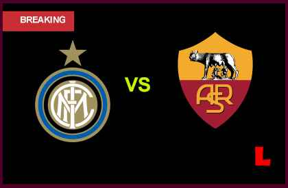 Inter Milan vs. AS Roma 2013: Jonathan Delivers Early Results en vivo live score results