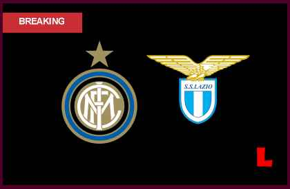 Inter Milan vs Lazio 2013 Battles Injury List en vivo live score results today