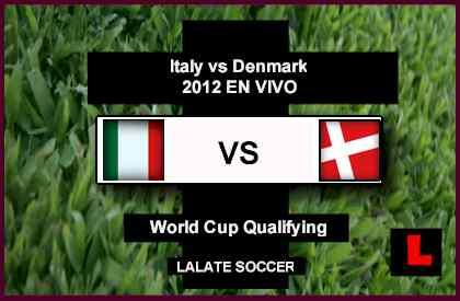 Italy Vs Denmark 2012 Mario Balotelli Returns Gianluigi Buffon Exits