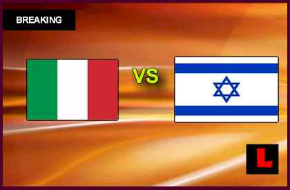 Italy vs. Israel U21 Delivers Group A Under 21 Battle en vivo live score results below