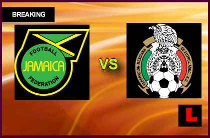 en vivo live score results today Jamaica vs. Mexico 2013 Today Prompts Copa Mundial Qualifier