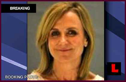 Jane McGarry Arrested, Mugshot Photo Released of NBC5 Anchor