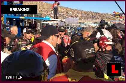 Jeff Gordon, Clint Bowyer NASCAR Fight Strikes Phoenix International Raceway