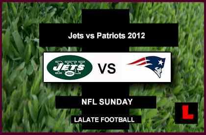 the betus jets vs patriots scores