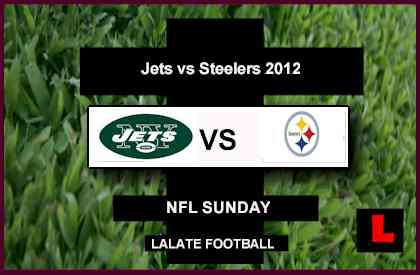 score Jets vs. Steelers 2012: Mark Sanchez Delivers Lackluster Half