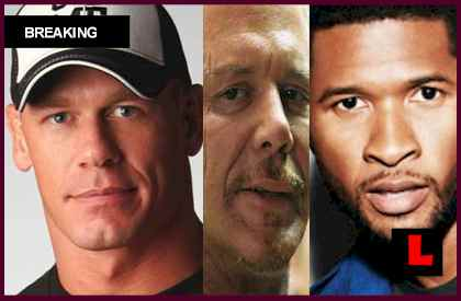 John Cena Not Dead - Mickey Rourke, Usher Battle Fake Death Reports