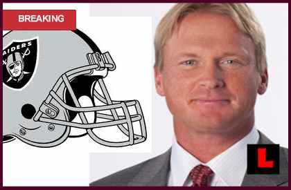 Jon Gruden Raiders Rumors Are False, As Expected