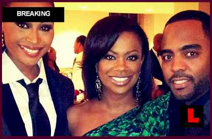 Kandi Burruss, Todd Tucker House Neighborhood Prompts Sweetie Insults