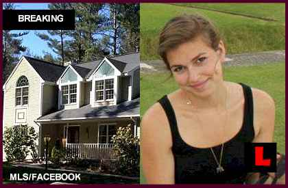 Katherine Russell Tsarnaev Leaving North Kingstown, Rhode Island Home