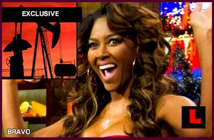 Kenya Moore Boyfriend: Nigerian Prince Twirls Net Worth: EXCLUSIVE