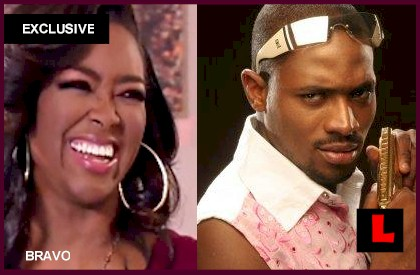 Kenya Moore, D'Banj: Boyfriend African Prince Prompts Fake Story 2014 dating who is