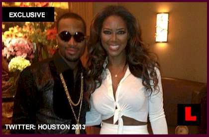 Kenya Moore Dating D'Banj: Meet African Prince Boyfriend - EXCLUSIVE