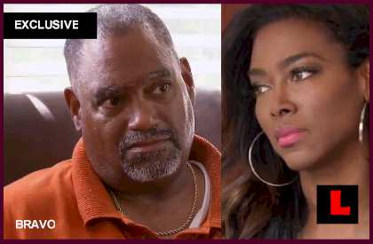 Kenya Moore Father Ronald Grant, Mother Patricia Moore Tackle Past