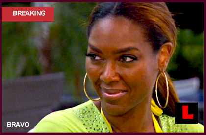 Kenya Moore, Walter Jackson Faked Love Prompts Demands for Vetting