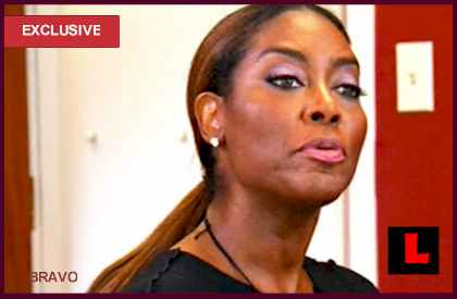 Kenya Moore Workout Video RHOA Storyline Appears Fake: EXCLUSIVE