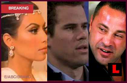 Kim Kardashian, Kris Humphries Trial Date Set, Joe Giudice Waits