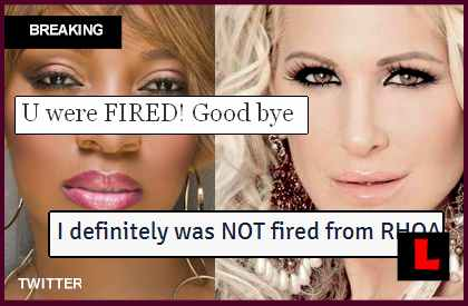 Kim Zolciak Fired from RHOA, Claims NeNe Leakes