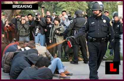 Lt John Pike UC Davis Pepper Spray Prompts Historic Occupy Lawsuit