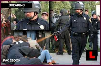Lt John Pike UC Davis Pepper Spray Victims Pursue Lawsuit