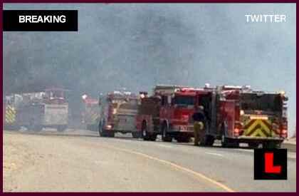 Laguna-Niguel-firena Niguel Fire, Santa Clarita Fire 2013 Erupt Today
